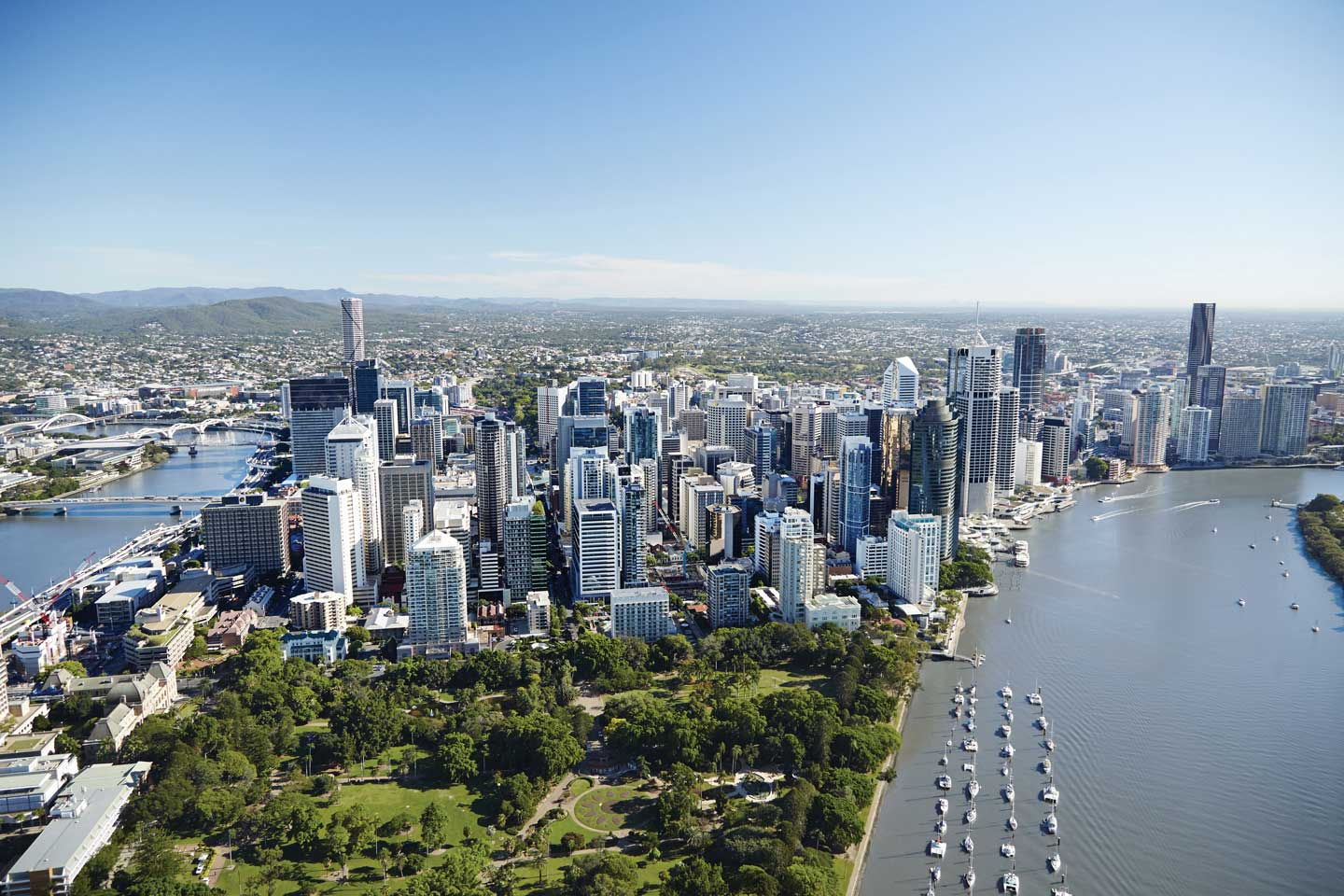 Helicopter Charters Brisbane