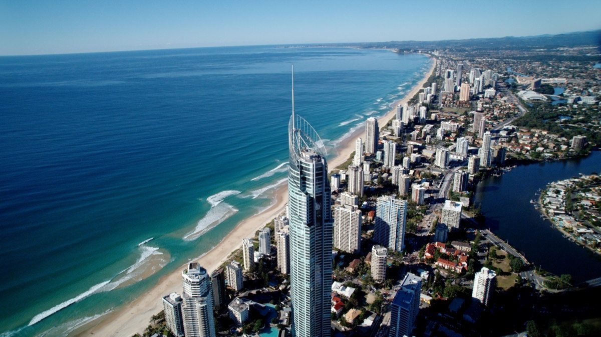 Helicopter Charters Gold Coast