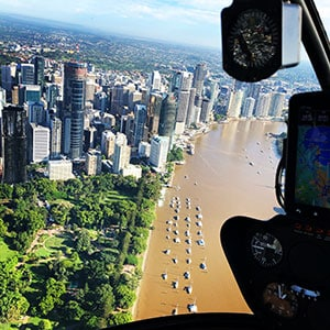 Brisbane Scenic Flight