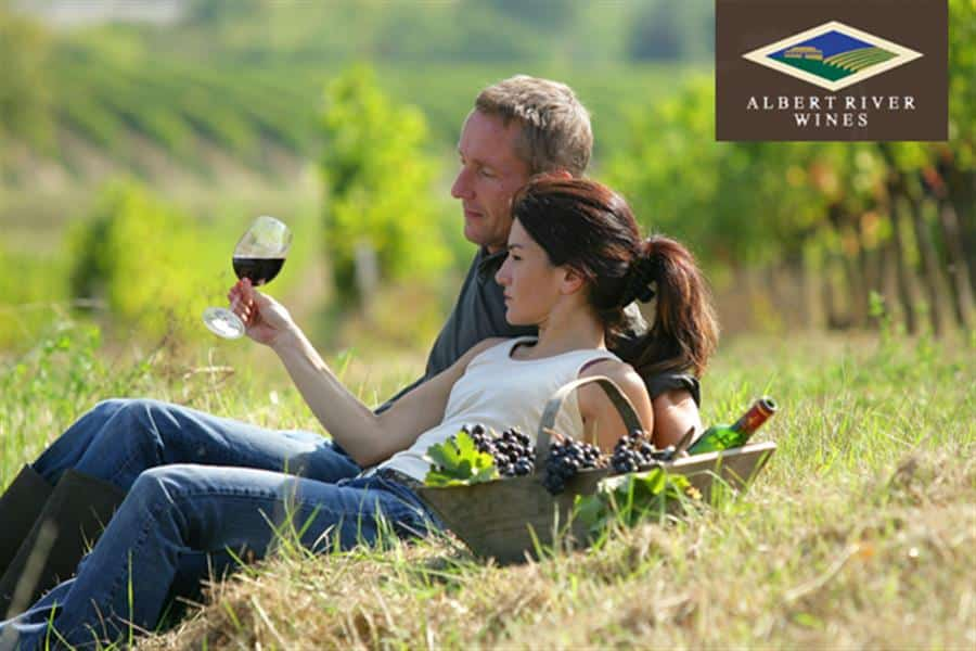 Albert River Wines Wine Tasting