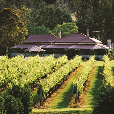 O'Reilly's Vineyards and Building