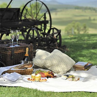 Picnic at Spicers Hidden Vale