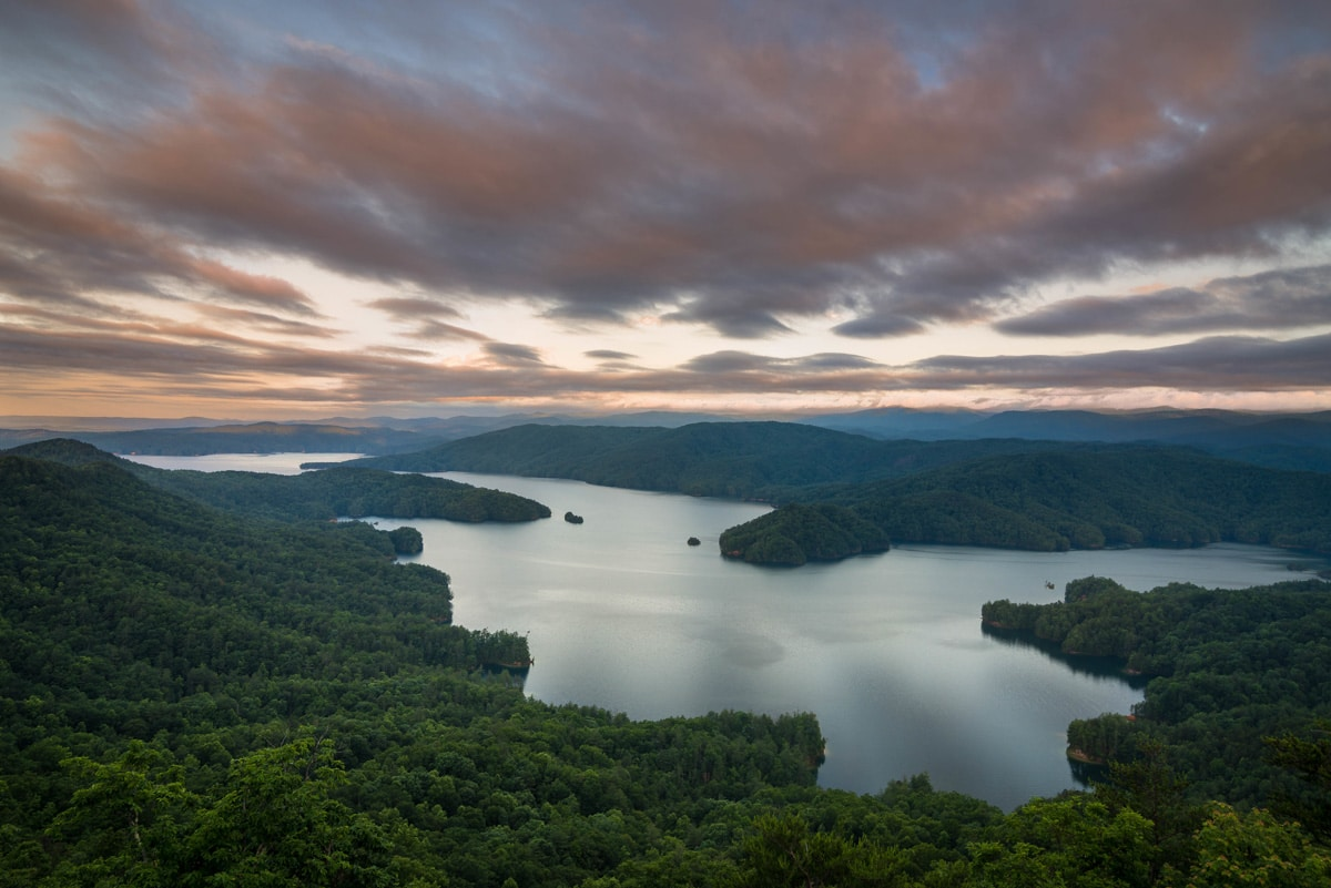 Dams & Lakes