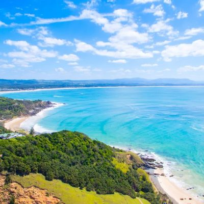 Byron Bay - Helicopter Trip