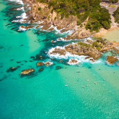 Byron Bay Helicopter Trip