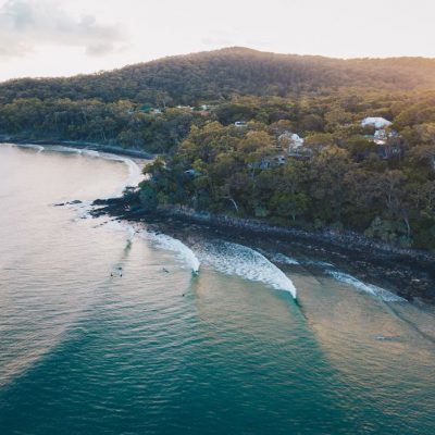 Helicopter Trips to Noosa