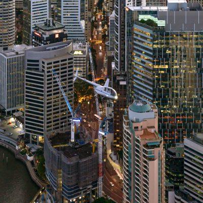 Helicopter Rides Brisbane