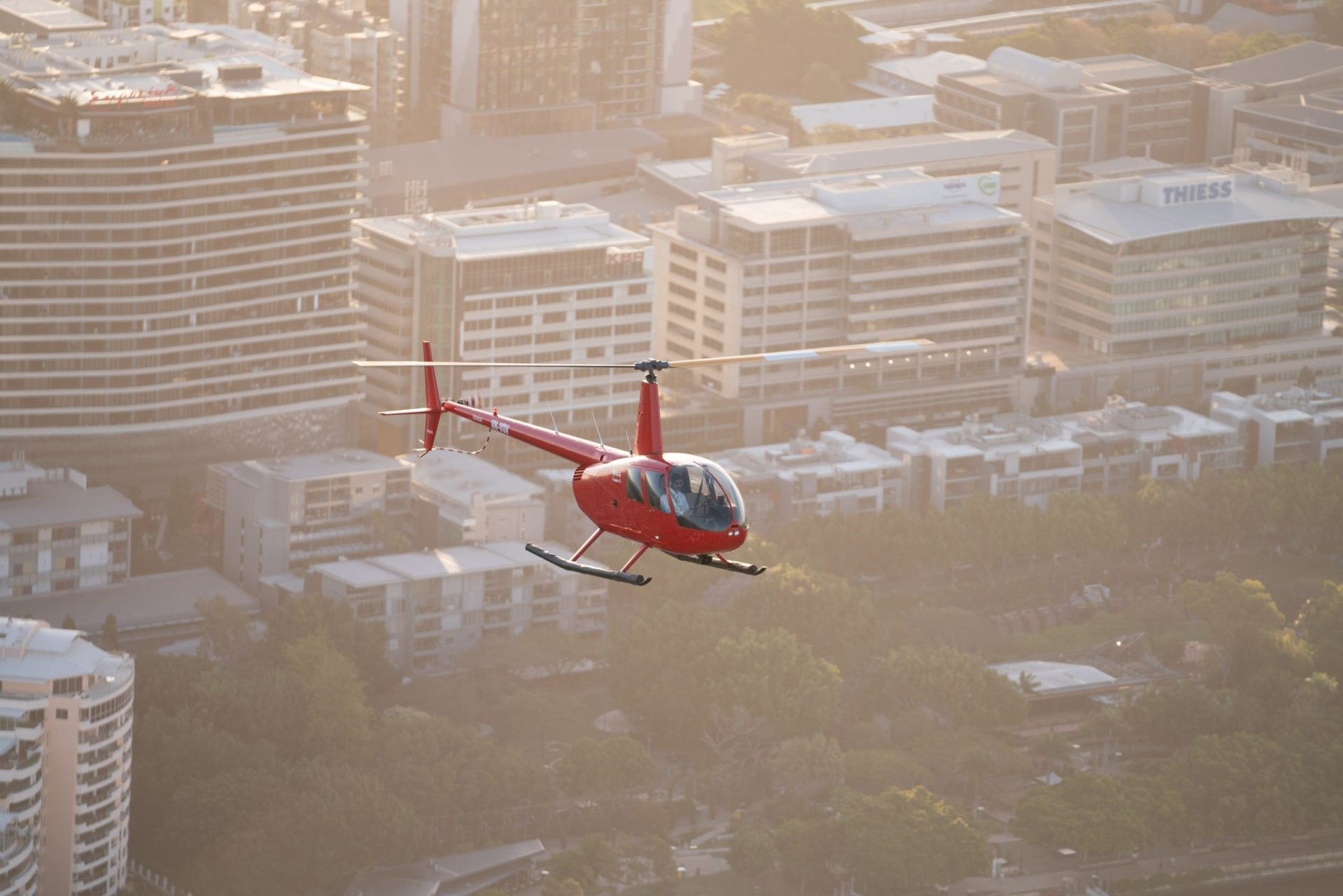 Our Red R44