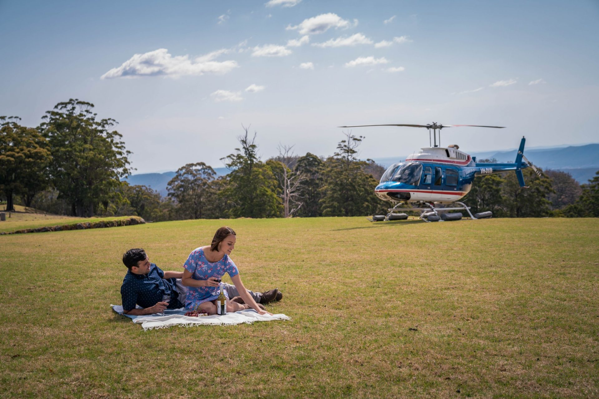 Helicopter Picnic Packages