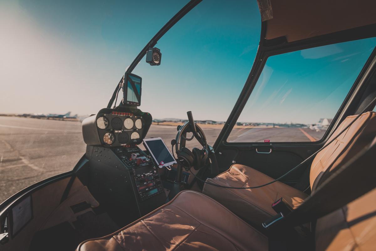 Interior R44